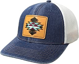 Aztec Patch Ball Cap