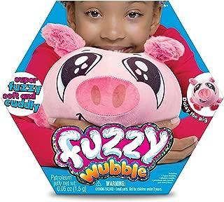 Fuzzy Wubble Daisy The Pig