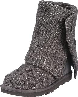 Women's Lattice Cardy Winter Boot