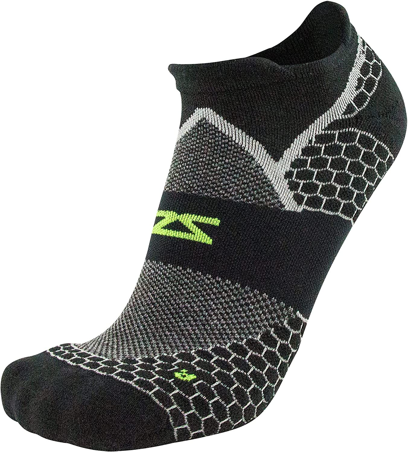Zensah Merino Wool Running No-Show Walking Hiking Athle Our shop most popular OFFicial Socks-