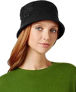 Nine West Wool Knit Brim Hat