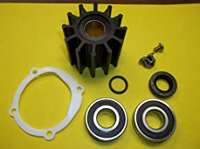 The ROP Shop | Water Pump Repair Kit for Johnson F6B-9 Raw Water Impeller Pumps