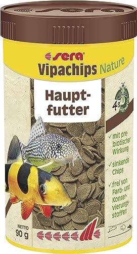 SERA Nourriture pour Aquariophilie Vipachips 250 ML
