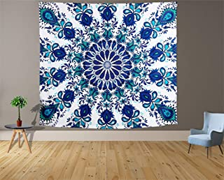Paisley 10x15 FT Photography Backdrop Ornate Traditional Paisley Elements with Details in Bohemian Design Print Background for Baby Birthday Party Wedding Vinyl Studio Props Photography Multicolor