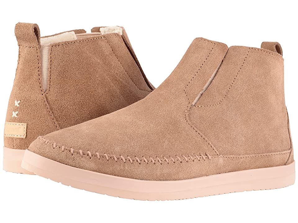 Reef Sunfolk Moc (Tobacco) Women