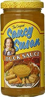 Best saucy susan duck sauce Reviews