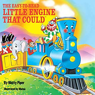 The Easy-to-Read Little Engine that Could (The Little Engine That Could)