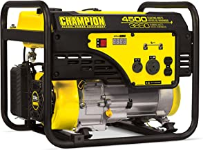 Best champion power equipment 3650w rv ready portable generator Reviews