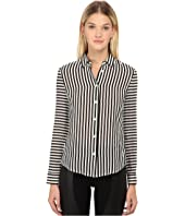 RED VALENTINO - Camicia Button Up