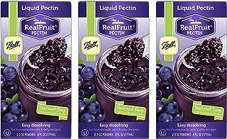 Ball RealFruit Liquid Pectin, 6-Ounces (3-Pack)