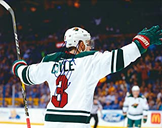 more photos 1756e 95239 Amazon.com: Charlie Coyle - Sports: Collectibles & Fine Art