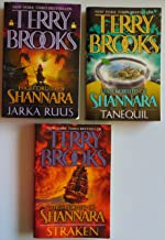High Druid of Shannara Complete Trilogy: Jarka Ruus, Tanequil, Straken