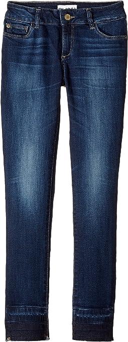 DL1961 Kids - Chloe Relaxed Skinny Jeans in Montrose (Big Kids)
