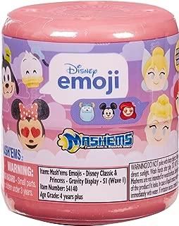 Character Options Disney Emoji Mashems Blind Figure Pack (x3 Packs Supplied)