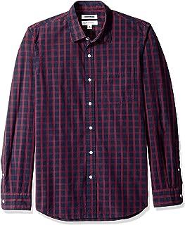 red colour check shirt