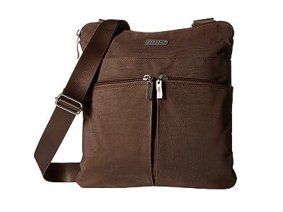 Baggallini Legacy Horizon Crossbody (Portobello) Cross Body Handbags