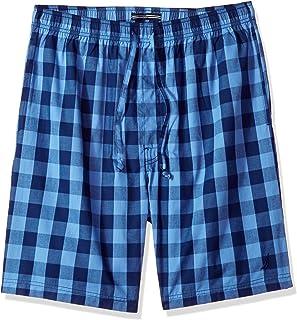 Nautica Unisex-adultNautica Men's Anchor Print Short Sleeve Cotton Pajama Top Patterned Short Sleeve Pajama Top