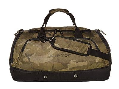 Burton Boothaus Bag 2.0 Large (Worn Camo Print) Duffel Bags
