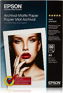 Epson Archival Matte Paper - Papel