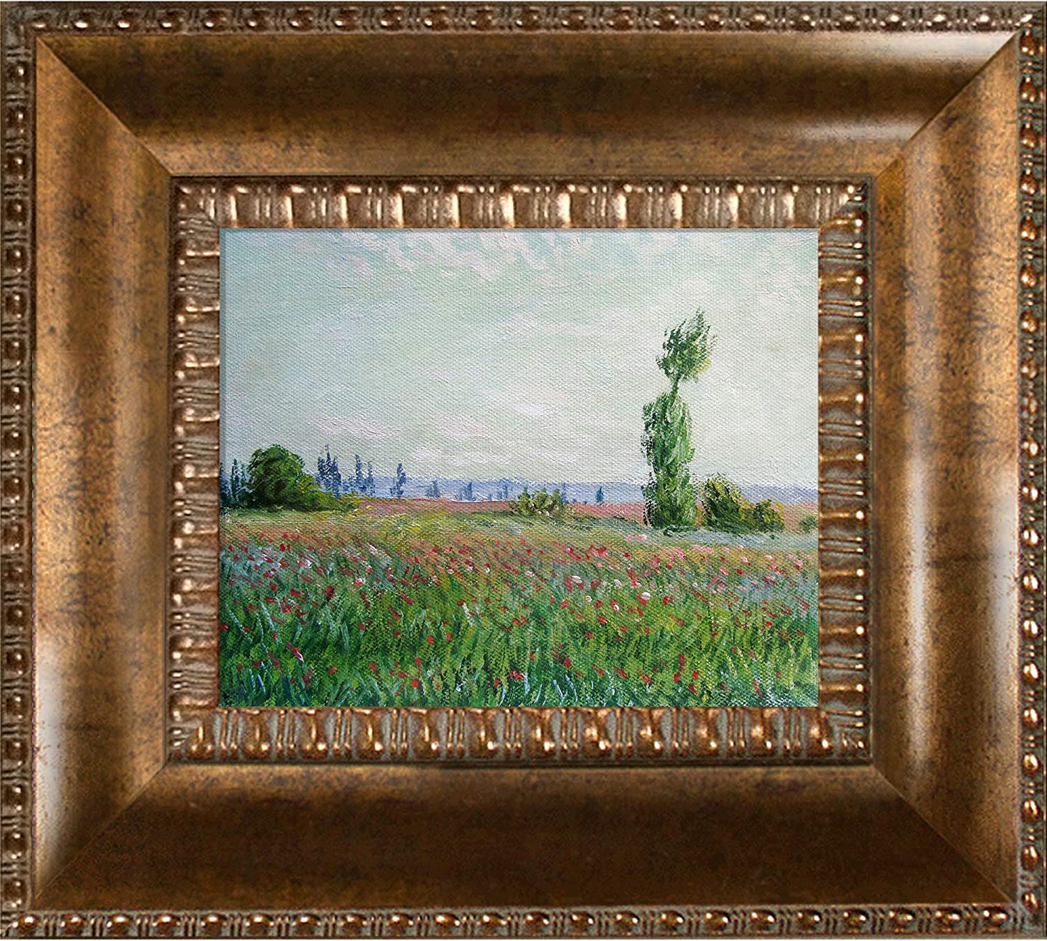overstockArt Monet The Fields of El Poppies Dorado with Limited time cheap sale Free Shipping New Artwork