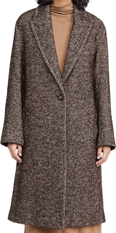 Vince Women's Twill Coat