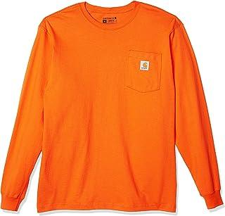Men's K126 Workwear Jersey Pocket Long-Sleeve Shirt...