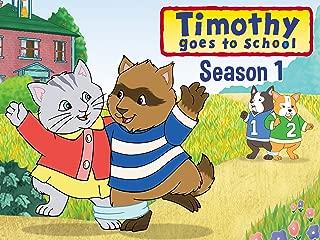 Timothy Goes to School Season 1