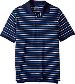 Polo Ralph Lauren Kids Moisture-Wicking Polo Shirt (Big Kids)