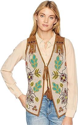 Cherokee Rose Vest