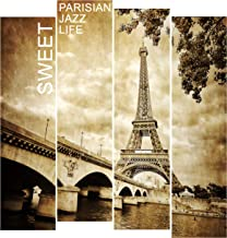 Sweet Parisian Jazz Life: Instrumental Smooth Jazz 2019, Light Background Music for Daily Life, Vintage Melodies, Soft Sounds of Piano, Trumpet & Other