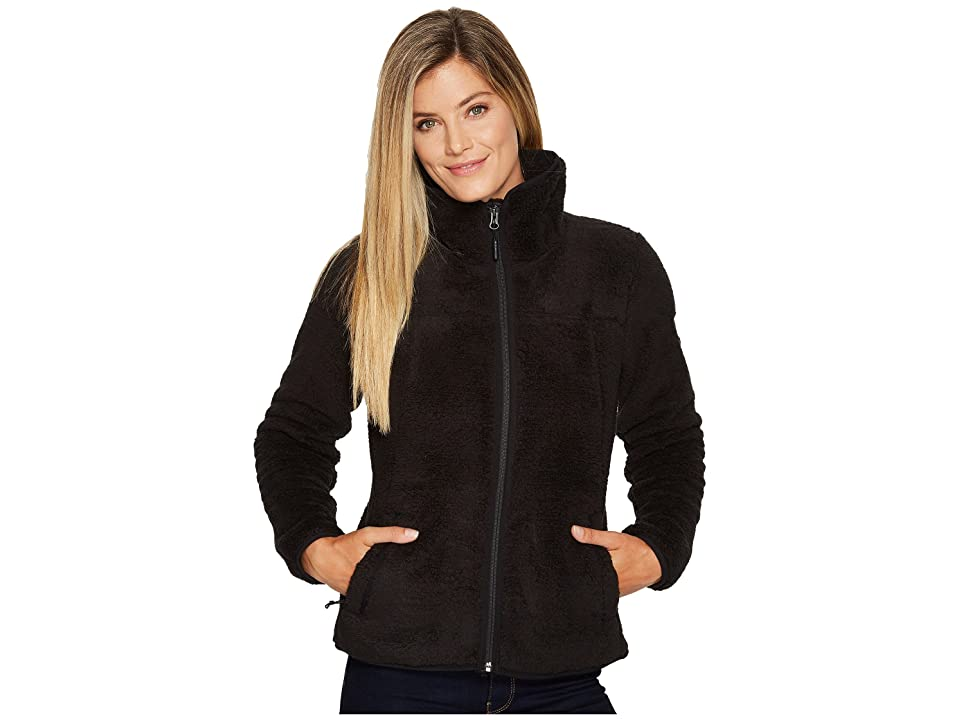 The North Face Campshire Full Zip (TNF Black) Women