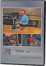 Hints for Homebuilders: Building Techniques