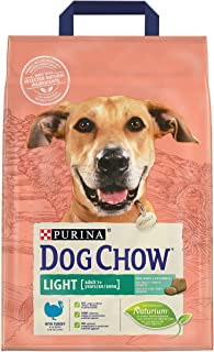 Purina® Dog Chow® Light with Turkey Dry Dog Food bag 2.5kg