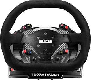 Thrustmaster TS-XW Racer Sparco P310 Competition Mod: racing wheel officially licensed for both Xbox One and Windows