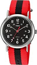 red and black watches for men
