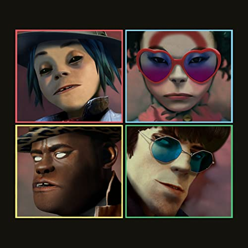 Saturnz Barz (feat  Popcaan) by Gorillaz on Amazon Music - Amazon com