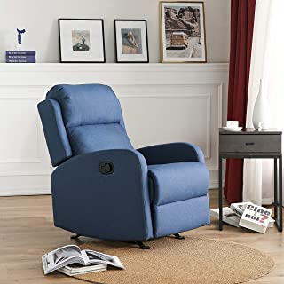 Best 3 seater fabric recliner sofa Reviews
