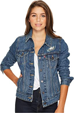 Levi's® Womens - Eagles Sport Denim Trucker