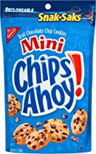 Chips Ahoy! Mini Chocolate Chip Cookies - Snack-Sak, 8 Ounce
