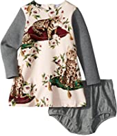 Dolce & Gabbana Kids - City Gatti Dress (Infant)