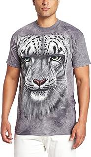 The Mountain Men's Snow Leopard T-Shirt