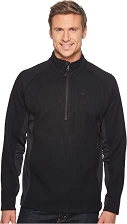 Spyder - Outbound 1/2 Zip Midweight Stryke Jacket