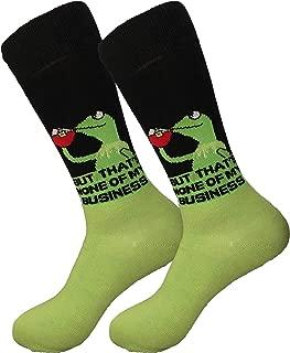 kermit sipping tea socks