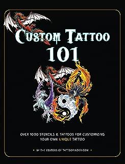 custom tattoo 101 book