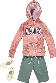 Barbie Ken Hoodie & Green Shorts