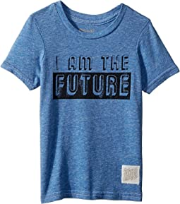 I Am The Future Short Sleeve Tri-Blend Tee (Little Kids/Big Kids)