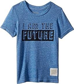 I Am The Future Short Sleeve Tri-Blend Tee (Little Kids/Big Kids)
