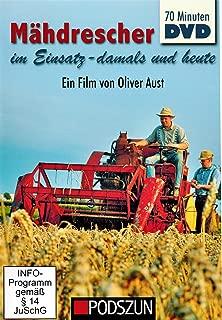 Mähdrescher im Einsatz - damals und heute, 1 DVD