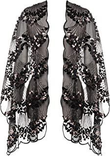 Best beaded shell fringe scarf Reviews