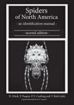 Spiders of North America: An Identification Manual, Second Edition